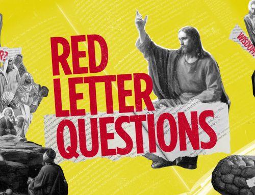 Red Letter Questions